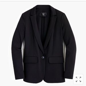 J. Crew Single-button Blazer